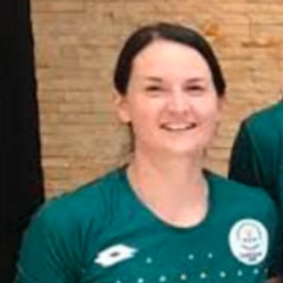 Michelle Butler-Emmett - National Assistant Coach U17