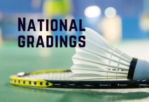 National gradings