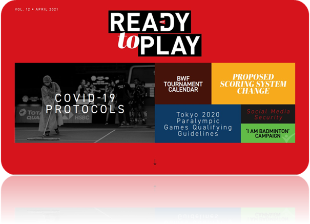 Ready To Play - BWF